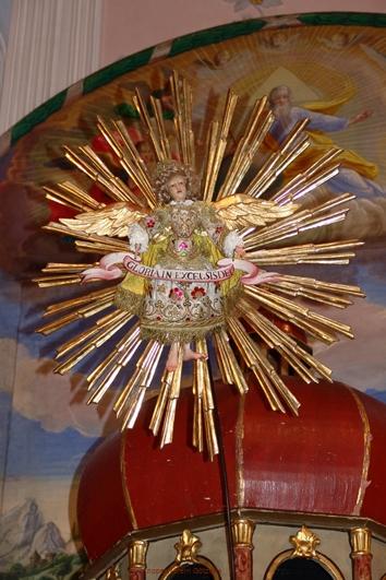 Kirchenkrippe Götzens 12