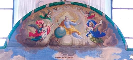 Kirchenkrippe Götzens 13