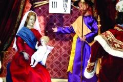 Kirchenkrippe Götzens 04